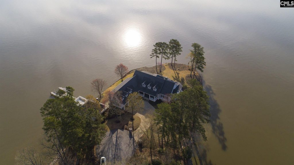 lake murray south carolina lake front home